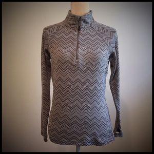 Eddie Bauer • 1/4 Zip Pullover Sweater